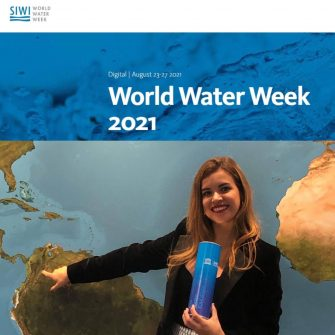 Ibaguereña participó en la semana mundial del Agua