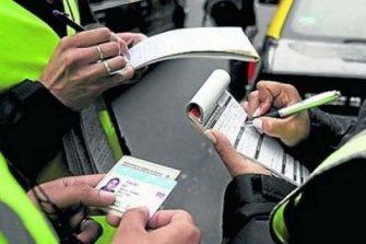 Amnistía para multas de tránsito