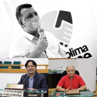 """Diputados de la oposición califican de invisible los avances del plan de desarrollo """"El Tolima Nos Une"""""""