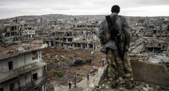 ONU: Más de 350.000 personas han sido identificadas como muertas desde el inicio del conflicto en Siria