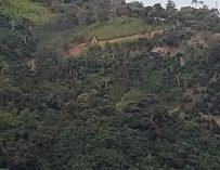 Graves daños ambientales por la construcción de carretera en inmediaciones de la quebrada El Palo, en el municipio de Rovira